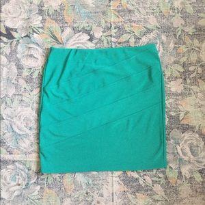 AB Studio Dresses & Skirts - Green Skirt