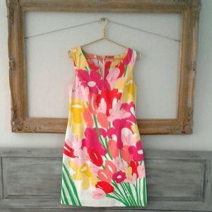 Lilly Pulitzer Dresses & Skirts - Lilly Pulitzer Resort white Blossom dress 8