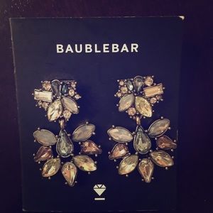 Beautiful bauble bar earrings
