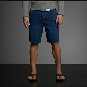 Abercrombie & Fitch Other - Abercrombie & Fitch Navy Shorts
