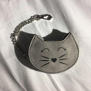 Accessories - Kitty keychain pouch