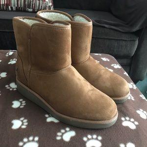 Airwalk Shoes - TAN AIRWALK BOOTS ❤