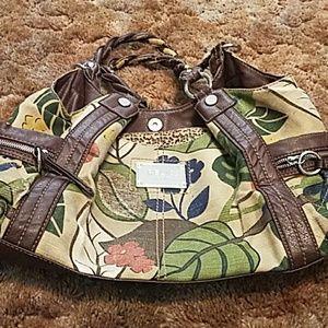 Relic Handbags - Relic Brand Floral Purse