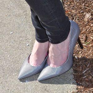 Guess Shoes - Striped pumps