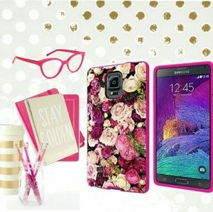 kate spade Accessories - GUC {Kate Spade} Photogenic Roses Hardshell