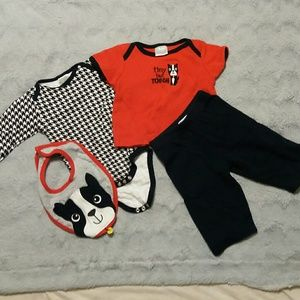 Baby Gear Other - Dog Baby Outfit