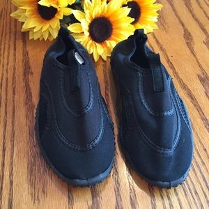 Other - Boys black water shoes. Size small 12-13