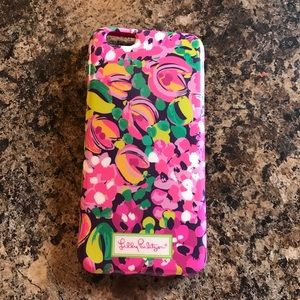 Lilly Pulitzer Wild Confetti iPhone 6/6s case