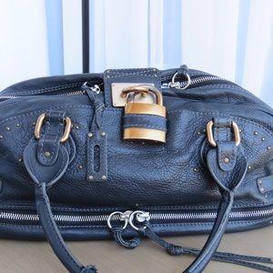 Chloe Black Paddington Bag .. GUC