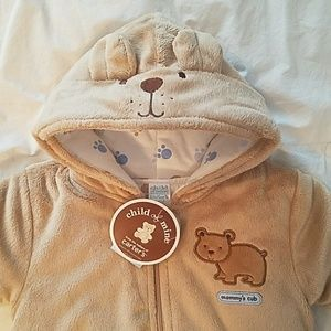 Mommy's Cub Padded Snowsuit NWT!
