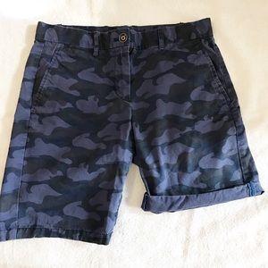 GAP Pants - GAP Boyfriend Roll-up Shorts