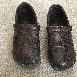 b.o.c. Shoes - B.O.C. Snake print Shoes