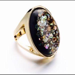 Bondhu Jewelry - ⚡️SALE Abalone Shell Statement Ring