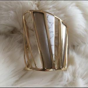 Alexis Bittar cuff bracelet NWOT