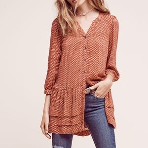 Holding Horses Pavin Button down tunic