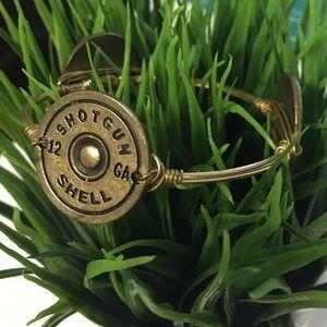 Bourbon and Bowties Jewelry - Bourbon & Bowties Shotgun Shell Bracelet