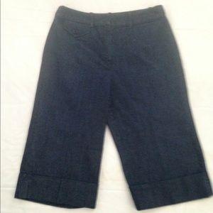 Larry Levine Pants - Women's Size 8 Larry Levine Jean Capris