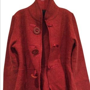 Cynthia Rowley Jackets & Blazers - Women's wool jacket