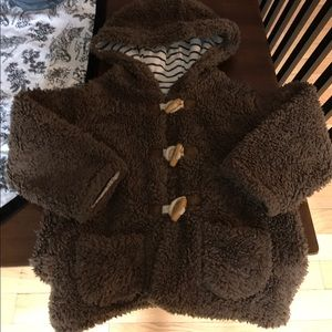 Boden Other - Baby Boden teddy bear jacket