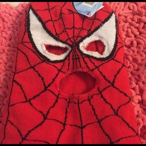 Spider-Man ski mask