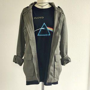 {Vintage} 90s Pink Floyd Shirt