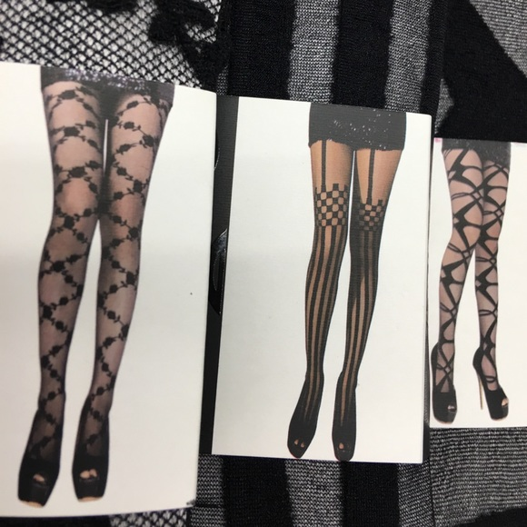 e1c9990a266a0 Moi Moi - BR NY Accessories | Pretty Ladies Pantyhosecute With Jean ...