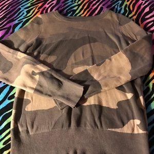 💥Camouflage sweater Final Sale