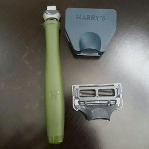 Harry's of London Other - Harry's Brand 3 pc Razer Set NWT