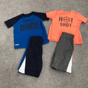 Jumping Beans Other - Summer Shirts and Shorts