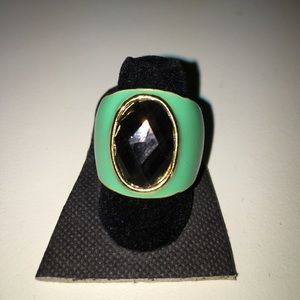 Jewelry - Enamel ring