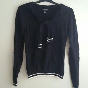 Black Sailor Sweater F21
