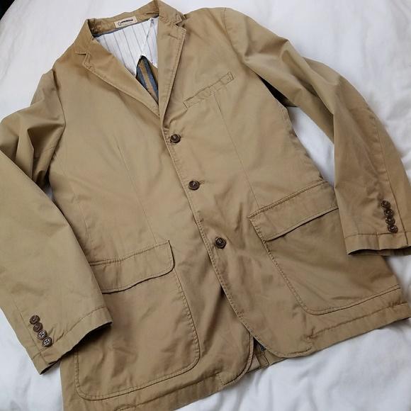 f9ee2567c J. Crew Suits & Blazers   J Crew Mens Clayton Chino Sports Coat ...