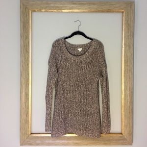 Garage Sweaters - Oversized Knit Sweeter. Size XS/S.
