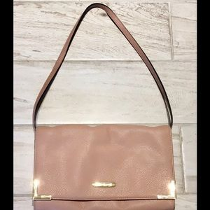 NWOT! Michael Kors Perfectly Pink Leather Bag!
