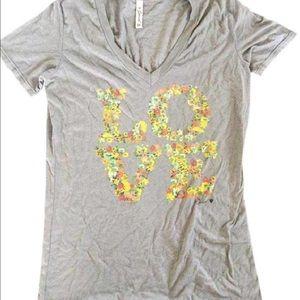 Ezekiel Tops - Ezekiel Women's Short Sleeve V Neck T Shirt