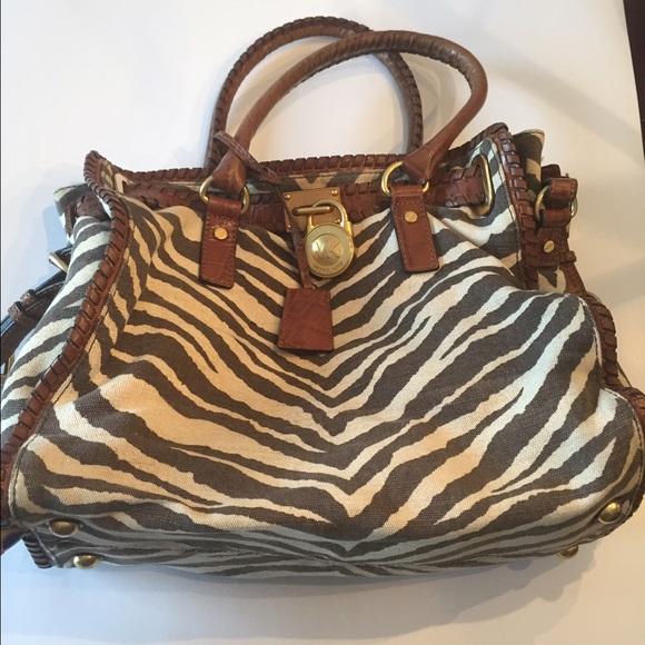 6bc4294e508e92 Michael Kors Bags | Animal Print Bag | Poshmark