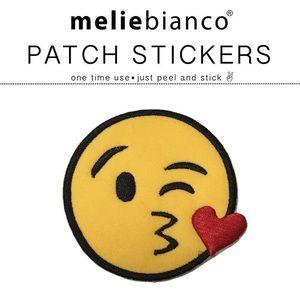 Melie Bianco Accessories - Melie Bianco Emoji Kiss
