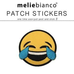 Melie Bianco Accessories - Melie Bianco Emoji LOL Patch
