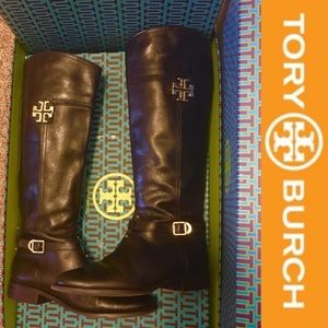 Tory Burch Shoes - Tory Burch Eloise Tall Riding Boots