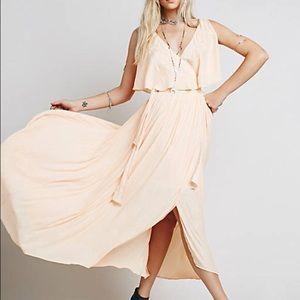 Free people 'Fiona' wrap dress