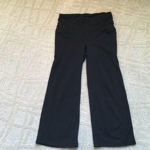 Champion Pants - C9 by Champion black Capri workout pants