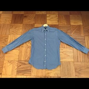 Tailorbyrd Other - Men's TAILORBYRD blue slim fit Button Down Shirt M
