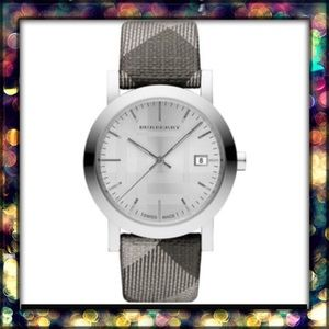 Burberry Accessories - Burberry Shimmer Silver Dial Watch 🕓