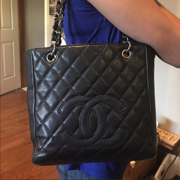 282920866d0a CHANEL Handbags - Chanel PST *missing link* TODAY ONLY price drop!