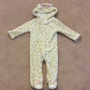 Baby Starters Other - Hooded Sleep 'n Play
