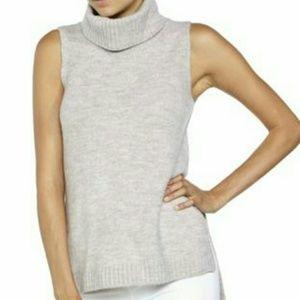 Bardot Tops - Bardot Harmony  sleeveless turtleneck