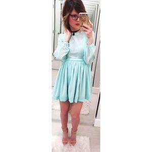 Sabo Skirt Dresses & Skirts - ➡NWT Sabo Skirt Mint Prairie Dress⬅