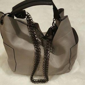 Black Rivet Handbags - Nwot leather 3 in 1 leather purse
