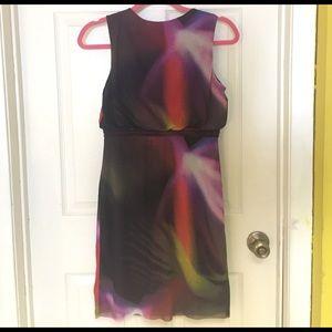 Vivienne Tam Dresses & Skirts - Vivienne Tam Stretch Nylon Multi Colored Dress