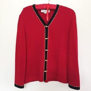 St. John Sweaters - NWOT St. John Knitted Cardigan